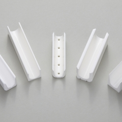 Ceramic reflectors for lasers and intense pulse light systems (IPL)